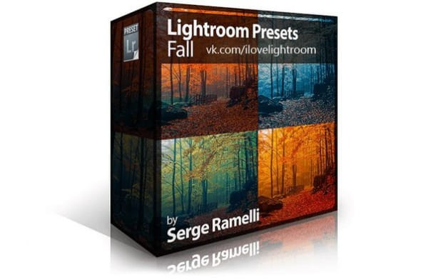 Пресет PhotoSerge Lightroom Presets Collection Vol 1 для lightroom