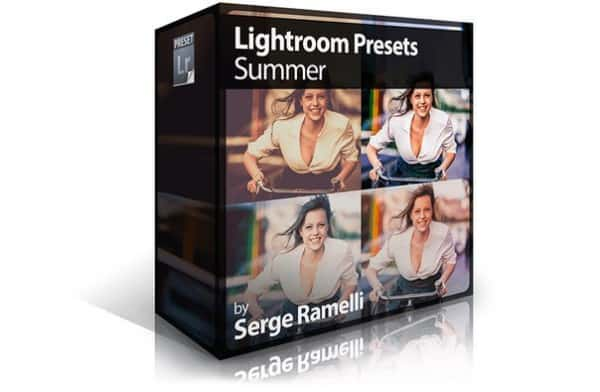 Free Intense Warm Lightroom Preset and Photoshop Action